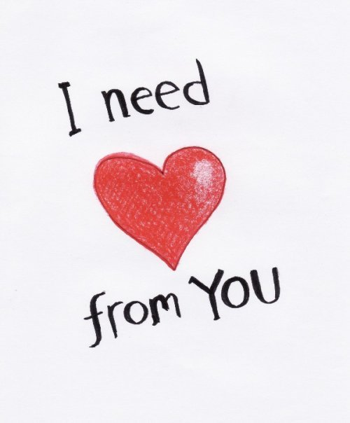 i-need-love-from-you